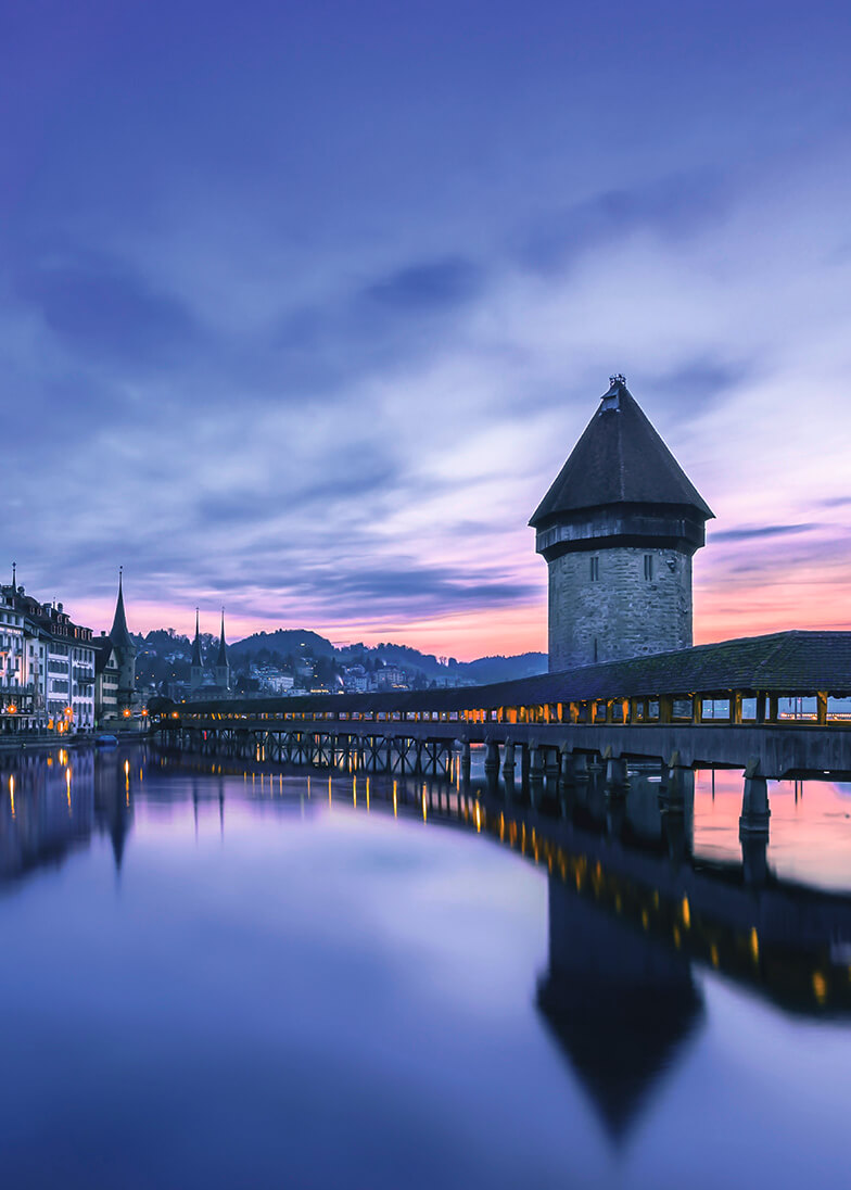 The city of Lucerne is the home of SHL